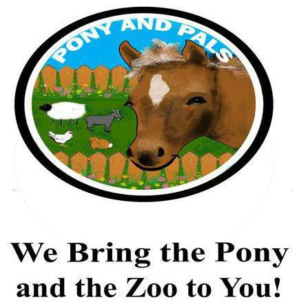 PonyandPals – We Bring the Pony and the Zoo to You!